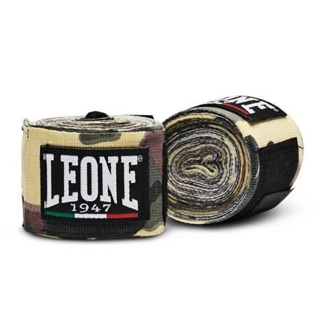 Bandaże dł. 4.5 mb  model GREEN CAMO marki Leone1947