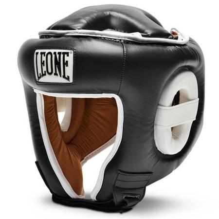 Kask bokserski COMBAT marki Leone1947