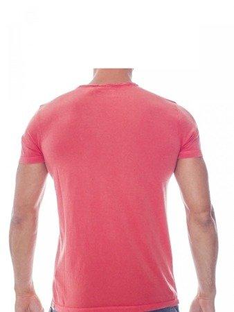 LEONE T-shirt papryka M [LSM1681]