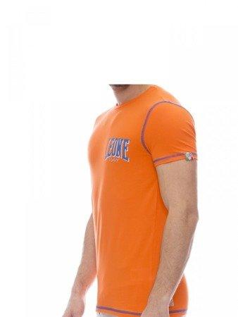 LEONE T-shirt pomarańczowy M [LSM1663]