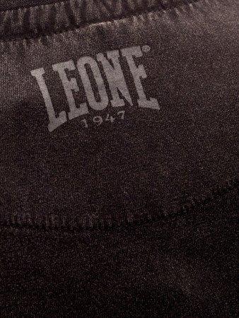 "LEONE -TSHIRT ""OLD"" [LSM1512_czarny]"