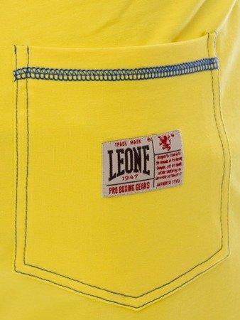 LEONE bermudy męskie żółte M [LSM1661]