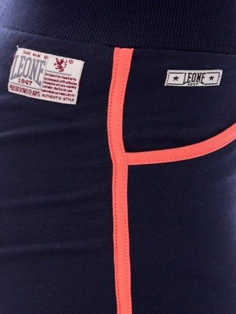 LEONE damskie shorty niebieski XS [LW1754]