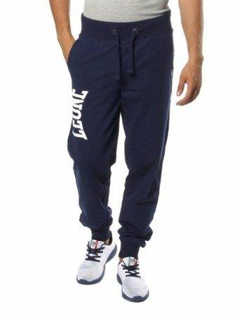Leone - spodnie dresowe (granatowy)
