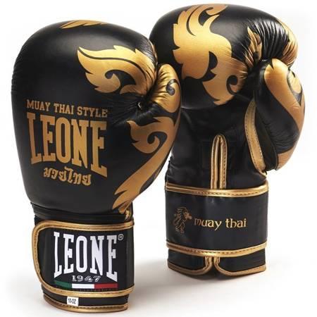 """Rękawice bokserskie """"MUAY THAI"""" marki Leone1947"""