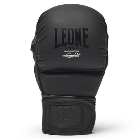 Rękawice sparingowe MMA Black Edition Leone1947
