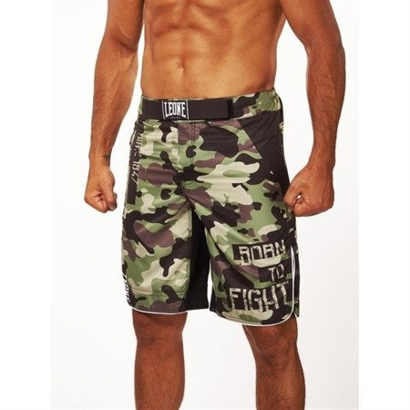 Szorty MMA model CAMO marki Leone1947